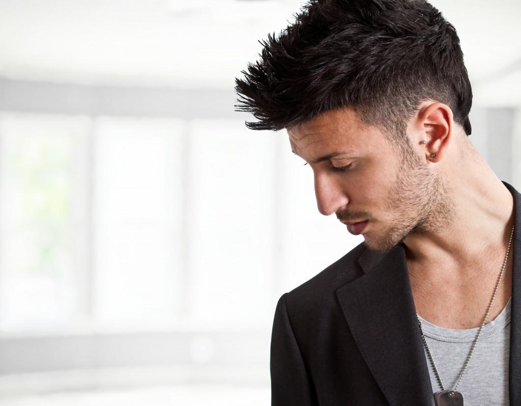 Как сделать самую модную прическу мужскую