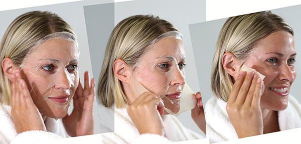 Repechage Triple Action Sheet Mask
