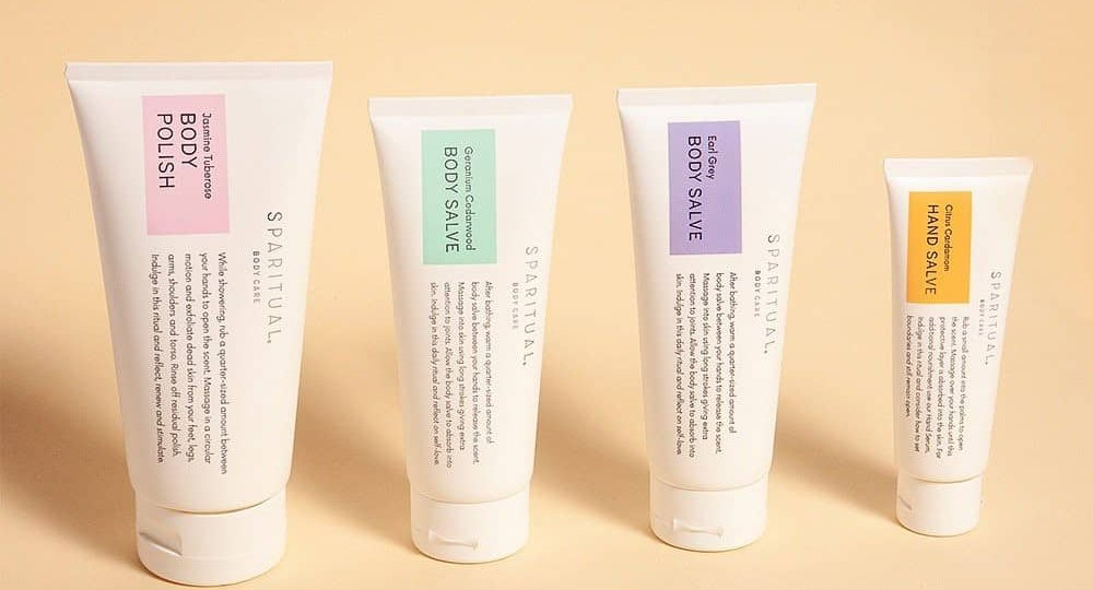 SPARITUAL Body Care Revamped