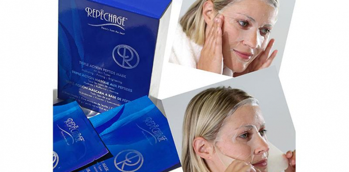 Repechage Triple Action Sheet Mask