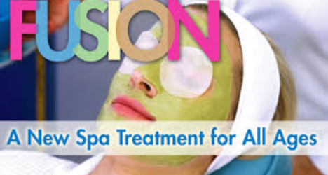New Fusion Facial $35 for a limited time