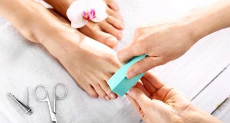 Mani Pedi promotion for $69.99 2 Hr Spa Experience